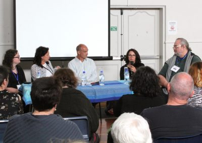 Crime and Research panel